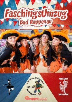 Faschingsumzug Bad Rappenau