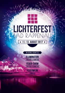 Lichterfest Bad Rappenau